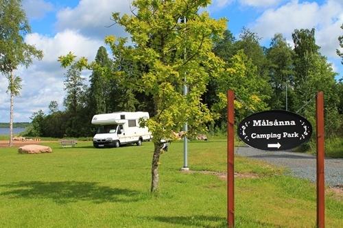 Välkomna till Målsånna Camping
