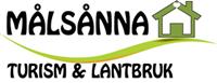 Målsånna Stugor och Camping Logo
