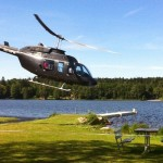 målsånna helikoptertur