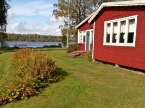 Bilder stugan Linnea för barnfamilj