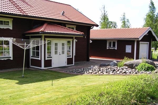 Stort hus att hyra upp till 10 personer