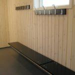 omklädningsrum servicehus