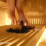 sauna målsånna camping