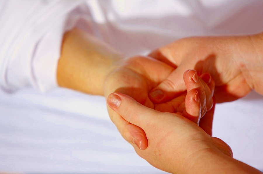 avkopplande massage